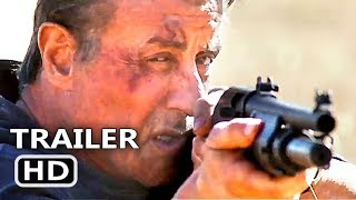 RAMBO 5 Official Trailer # 2 (NEW 2019) Sylvester Stallone Action Movie HD