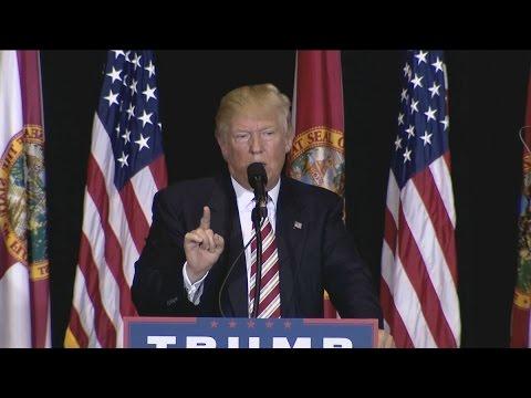 Donald Trump: We Will Suspend Syrian Refugee Program