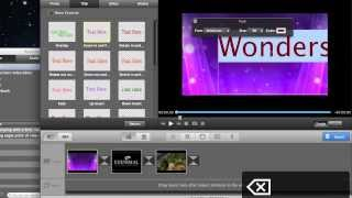 Best Video Editing Software for Mac(, 2013-10-04T05:17:53.000Z)