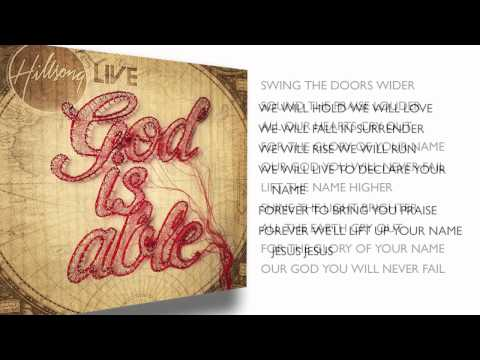 Rise Lyric Video - Hillsong Worship