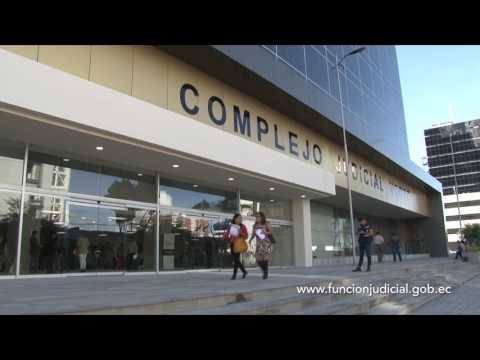 Consejo de la Judicatura entrega a Quito moderno Complejo Judicial