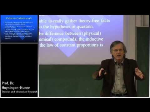 Inductivism II: Problems of Inductivism