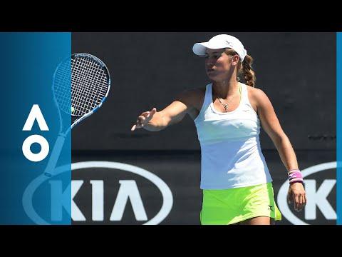 Ana Bogdan v Yulia Putintseva match highlights (2R)   Australian Open 2018