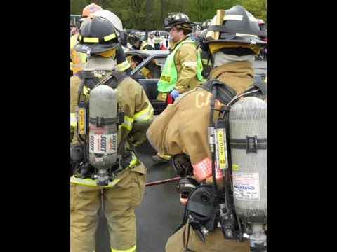 Owego Free Academy Mock Accident 2011