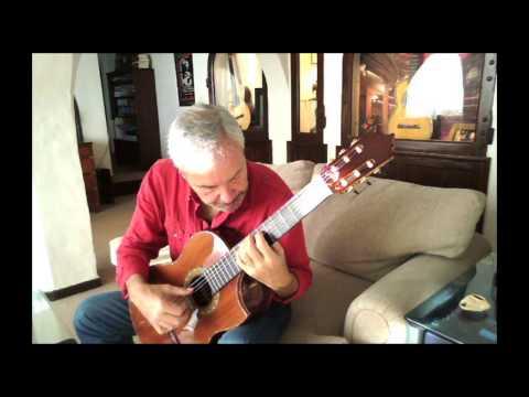Bellucci Guitars, Concert classical guitar, Cocobolo Masterpiece