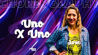 Manuel Carrasco - Uno X Uno - Salsation® choreography by SMT Claudia Thiele