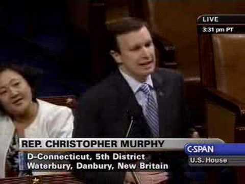Congressman Murphy on Frank Melville Act