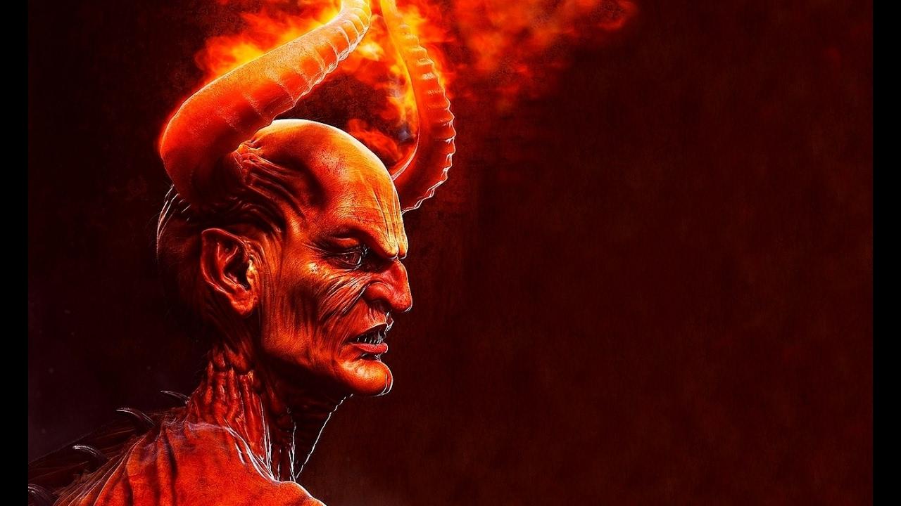 Kreator - Satan is real - LYRICS ♠ - YouTube