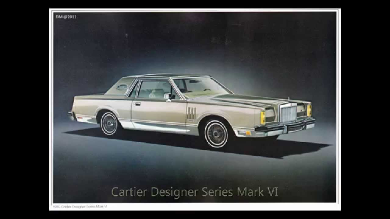 the 1980 lincoln continental mark vi brochure youtube. Black Bedroom Furniture Sets. Home Design Ideas