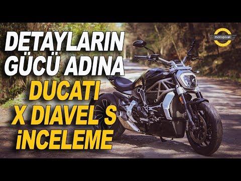 Ducati X Diavel S İnceleme