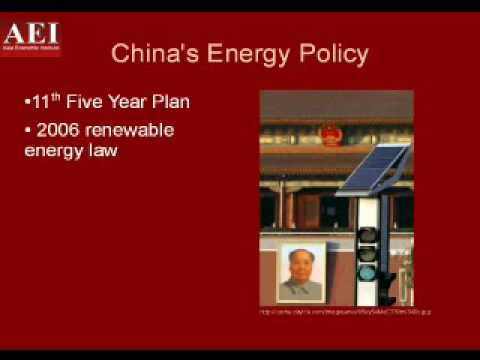 Powering the Dragon: Energy in China