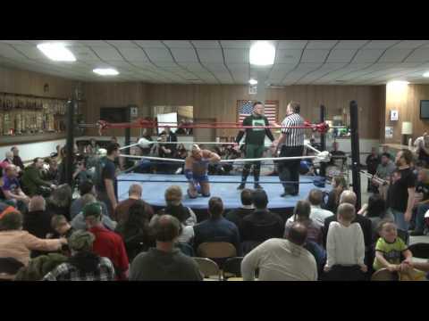 AC Riley w/ Tre Blackman vs. Kyle Roberts