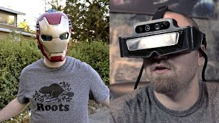 Ironman in real life?