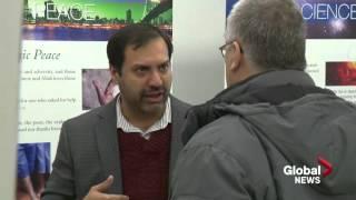 GlobalNews: Ahmadiyya Muslim in Canada start Demystifying Islam Campaign