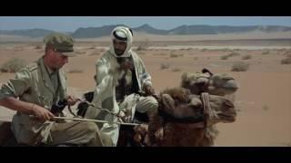Desert Travel Scene - Lawrence of Arabia - HD