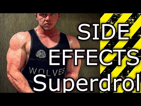 My Experience/Side Effects With SUPERDROL | Prohormones/Sarms/Gear Review