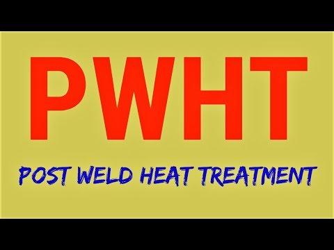 [English] Post Weld Heat Treatment (PWHT)