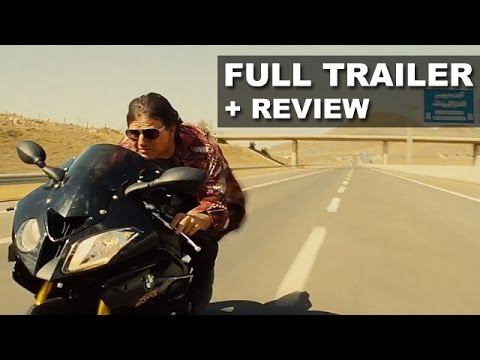Mission Impossible 5 Rogue Nation Official Trailer 2 + Trailer Review - Beyond The Trailer