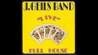 J. Geils Band - Hard Drivin