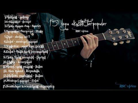 Lagu akustik indonesia