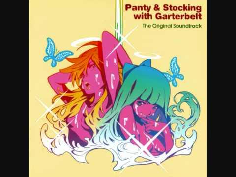 07- Panty & Stocking With Garterbelt OST - Dancefloor Orgy