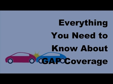 2017 GAP Coverage Tips |  Everything You Need to Know About GAP Coverage Auto Insurance