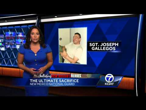 Saluting New Mexico Heroes: The Ultimate Sacrifice