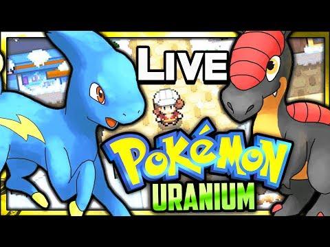 DAS VERBOTENE SPIEL! Pokémon Uranium NUZLOCKE!