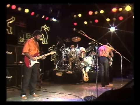 Wanna Make Love To You   Eric Clapton Live 1986