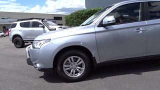 2012 MITSUBISHI OUTLANDER Booval, Ipswich, Woodend, Raceview, Brisbane, QLD U660435