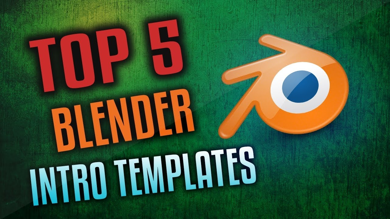 Fantastic 1 Hexagon Template Small 1 Week Calendar Template Square 10 Best Resume Templates 100 Free Printable Resume Builder Youthful 100 Template Fresh1099 Template Excel TOP 5 FREE 3D INTRO TEMPLATES FOR BLENDER !#2   YouTube