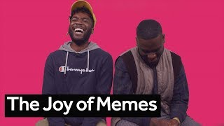 The Joy of Memes | BBC Newsbeat