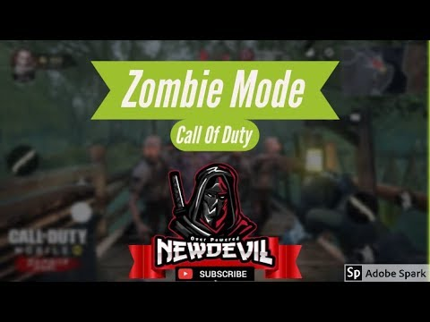 New Zombie Mode! COD Mobile!