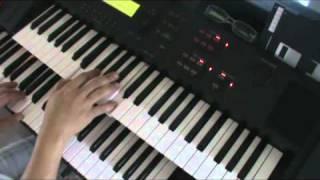 Toto - Rosanna Electone Piano