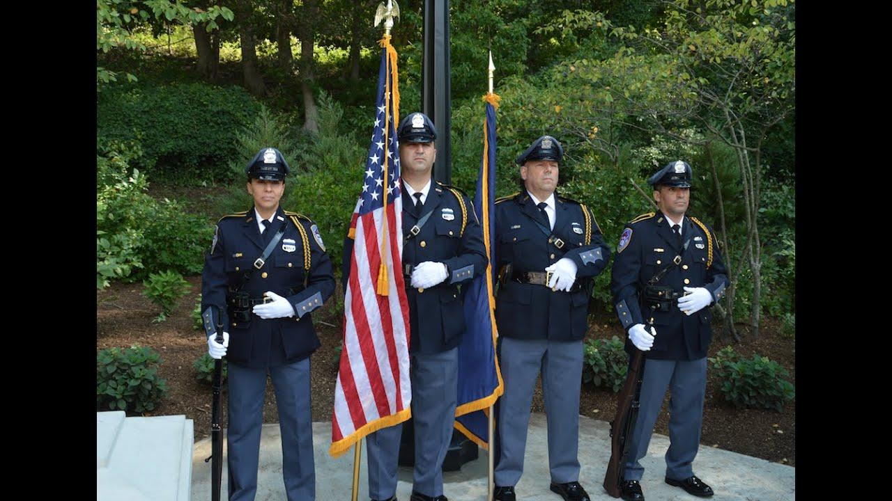 Westchester unveils new 9/11 memorial at Kensico Dam Plaza