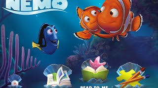 Finding Nemo Movie Storybook Deluxe - best app videos for kids - no narration