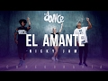 Download El Amante -  Nicky Jam - Coreografía - FitDance Life MP3 song and Music Video