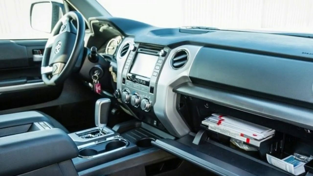 2018 toyota tundra interior. exellent tundra 2018 toyota tundra interior  the looks outdated and the  materials in most models throughout