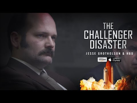 The Challenger Disaster   Jesse GrothOlson And HBU