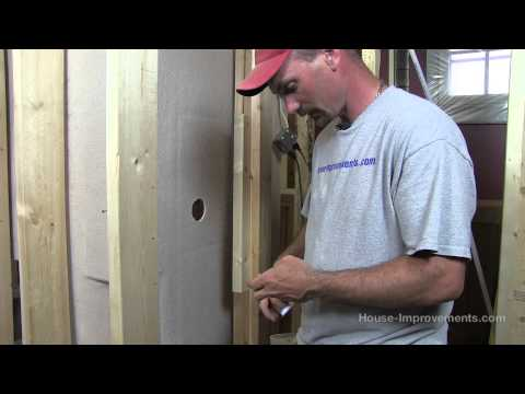 How To Install A Shower Water Valve