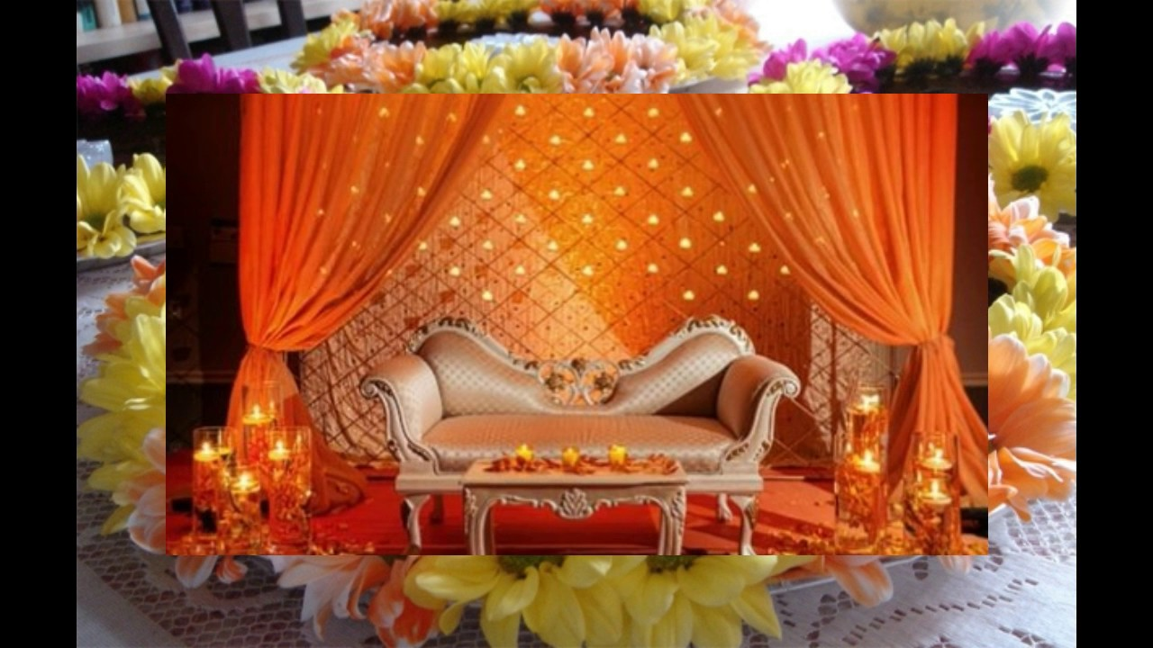 Mandap & Decor Ideas For Indoor & Outdoor Weddings