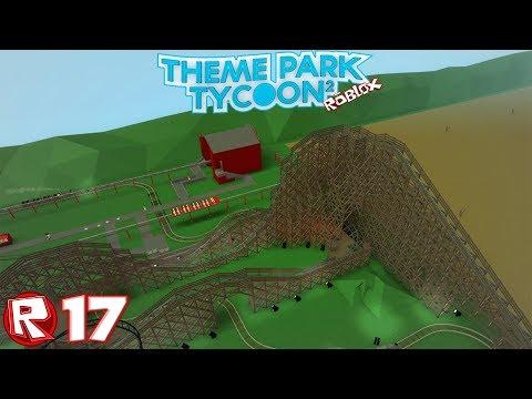 Roblox - Episode 17 | Theme Park Tycoon 2 - Coaster en Bois / FR