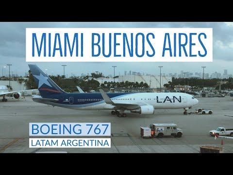 Miami Buenos Aires - Latam Argentina