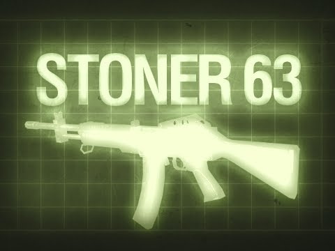 Stoner 63 - Black Ops Multiplayer Weapon Guide