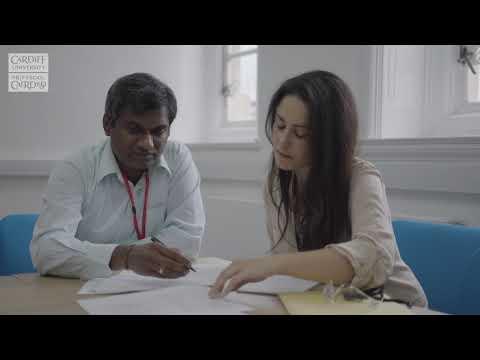 International Cardiff: Dr M Sankar (India)