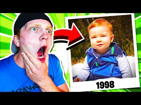 REACTING TO MY LIFE IN REVERSE!