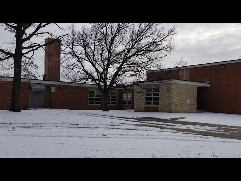 Exploring an Abandoned Central Ohio Elementary School