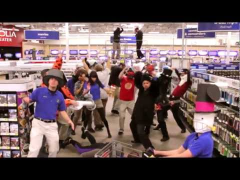Harlem Shake | Best Buy Greeter Style | Medford, OR