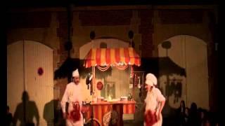 """Festival Marionnettes plein la Rue présente : """"Les Joyeux Bouchers"""""""