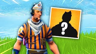 NEW SKIN SECRET TROUVÉ ON FORTNITE! (News)